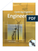 Cambridge English for Engineering - Professional English