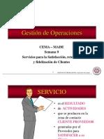 GoMade - Seminario de Servicios