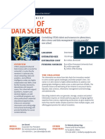 School of Data Science