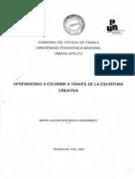 Mendoza Antonio Teoría de la recepción