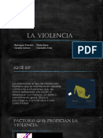 La Violencia