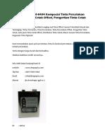 (T-sel) 0812-5690-8404 Komposisi Tinta Percetakan Offset, Tentang Cetak Offset, Pengertian Tinta Cetak