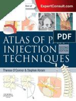Atlas of Pain Injection Techniques (2)