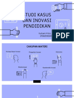 Studi Kasus Dan Inovasi Pendidikan (Yuliani Fitri)