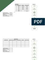 Excel Panificacion