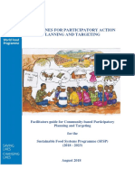 GUIDELINES FOR PARTICIPATORY ACTION PLANNING AND TARGETING (1).docx