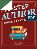 20 Pasos Para Escribir Un Libro