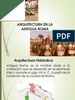 Exposicion Arquitectura Romana[1]