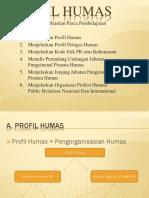 Materi Profil Humas