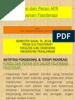 1. PERAN FT AFR