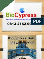 WA 0813-2152-9993 | Biocypress Botol Ogan Komering Ulu