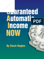 Guaranteed Automatic Income NOW by Chuck Hughes