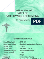 Kontrak Belajar Ptlg Kardiopulmonal