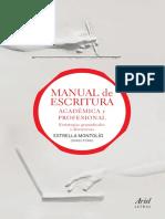 Manual de Escritura