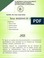 TIPOS DE JIGS
