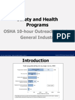 Safety and Health Programs v-03!01!17