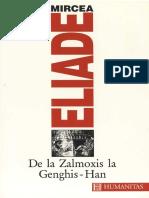 Eliade, Mircea-De La Zalmoxis La Genghis-Han