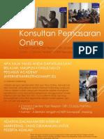 Pembicara Seminar Pendidikan Dan Kewirausahaan Internet Marketing Fast Respon