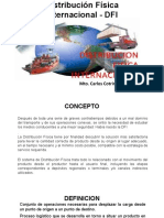 Distribucion Fisica Internacional Ppt Cct