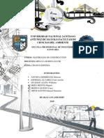 Informe de Materiales Granulométrico Del Agregado Fino y Grueso