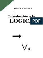 Diógenes Rosales - Introducción a La Lógica (1994, Amaru Editores)