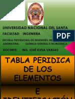 Diapositivas Tabla Periodica