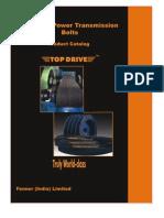 Power Transmission Belts