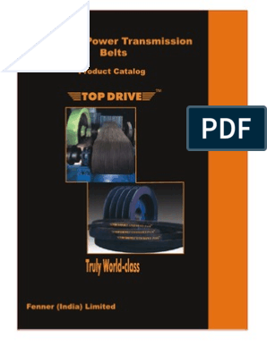 Keilriemen 10 x 515 Li DIN 2215 V-Belt