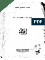 Eugenio Granell - El hombre verde