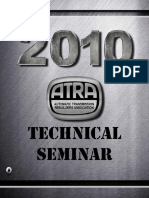 2010 ATRA technical seminar