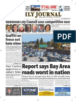 San Mateo Daily Journal 10-18-18 Edition