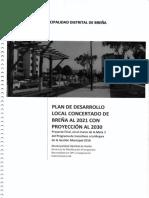 Plan de Desarrollo Concertado de Breña