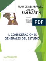 PDU DISTRITO SAN MARTIN DE PORRES