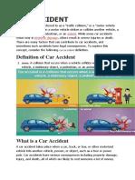 Car Accident Articles