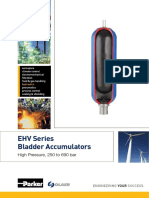 Ehv Bladder Accumulators