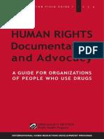 Human Rights Documentation