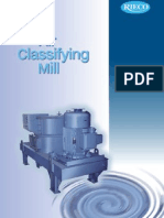 Air Classifying Mills