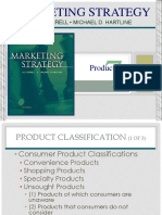 Marketing Program - Product Strategy.ppt