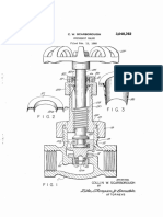 Cryogenic Globe valve design