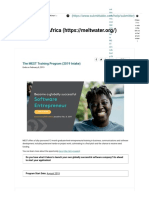 MEST Africa Application Manager - The MEST Training Program (2019 Intake).pdf