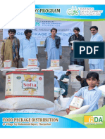 Food Package Distribution Tharaparker Oct 2018
