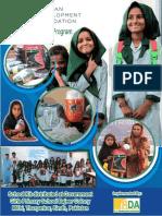 School Kit Distribution Mithi Oct 2018