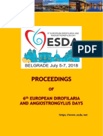 Esda 2018 Belgrade Abstracts_final Version