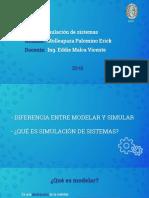 Simulacion de Sistemas I