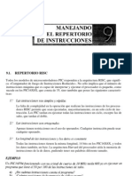Instrucciones RISC