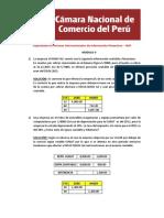 Evaluación Módulo III - Niif