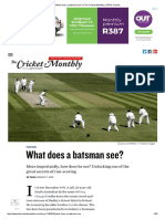 cricket batting tips