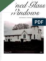 Pickaway United Methodist Church - Window History Booklet-20101011-JAP