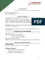 CV doha
