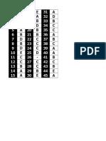 Kunci Sbmptn 16 Tkpa (Kode-345)